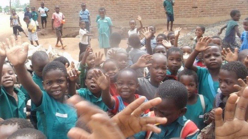 Sm4tc: una scuola primaria per 4300 bimbi in Malawi