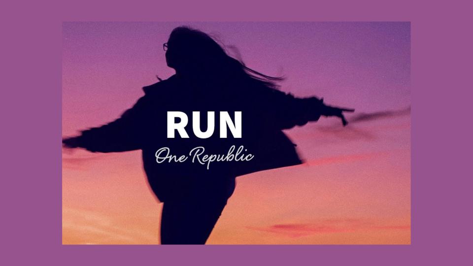 """""""Run"""" di OneRepublic: fai quello che ti rende felice!"""