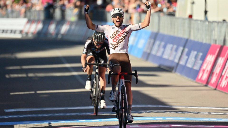 Vendrame vince a Bagno di Romagna