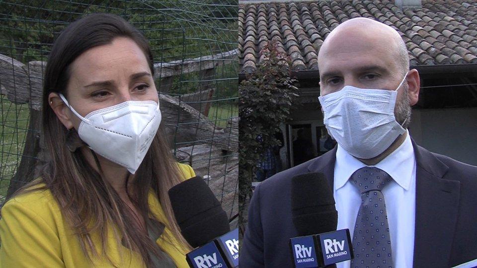 Sentiamo Melissa Marzi e Stefano Canti