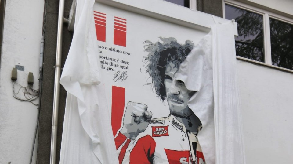 Un murales per celebrare il Sic