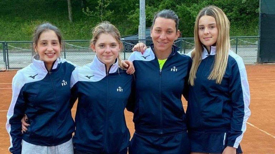 Federazione Tennis: un weekend di successi su tutti i fronti