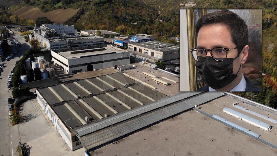 Nel servizio, l'intervista a Fabio Righi, segretario di Stato Industria