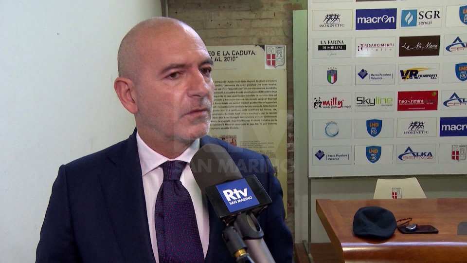 Giorgio Bresciani (foto archivio)