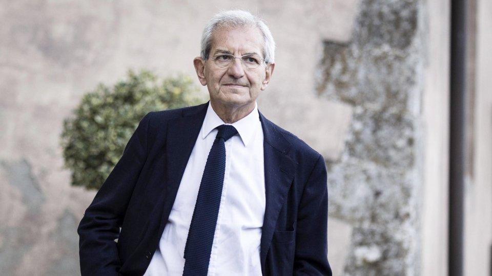 Massima onorificenza per Luciano Violante, domani la sua lectio magistralis