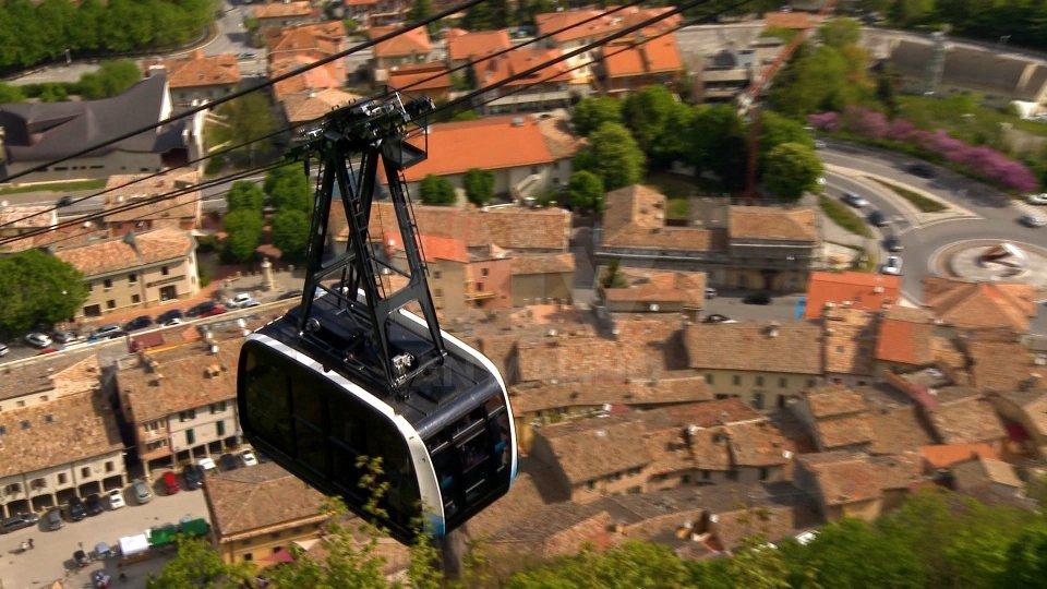 "Funivia San Marino, AASS: ""Impianto revisionato regolarmente"""