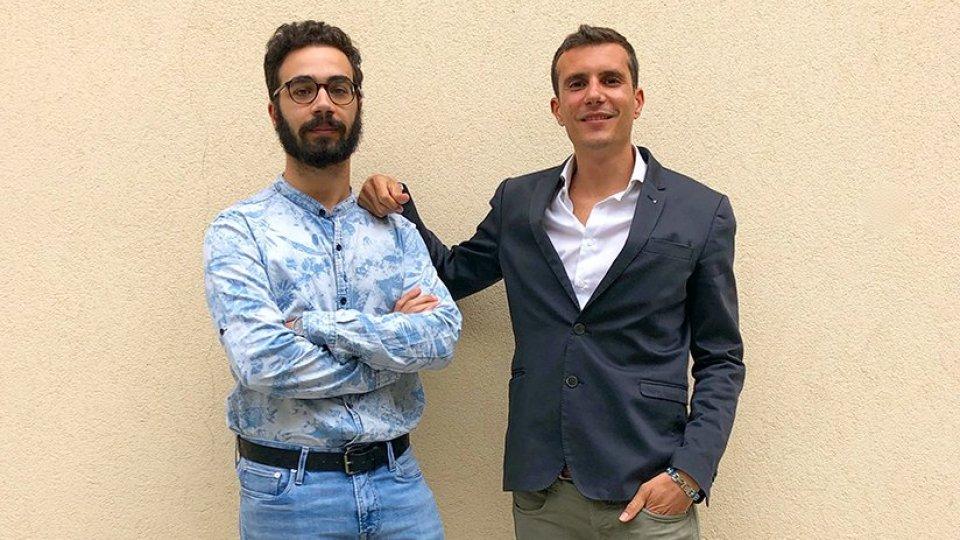 Alessandro Guagneli e Andrea Speziali