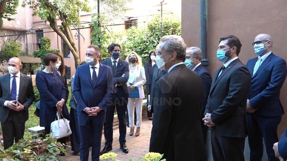 Sentiamo Marco Impagliazzo, Luca Beccari e Andrea Riccardi