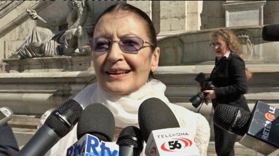 Danza: ci lascia Carla Fracci. Nel 2019 a San Marino per un concerto su Piazza della Libertà