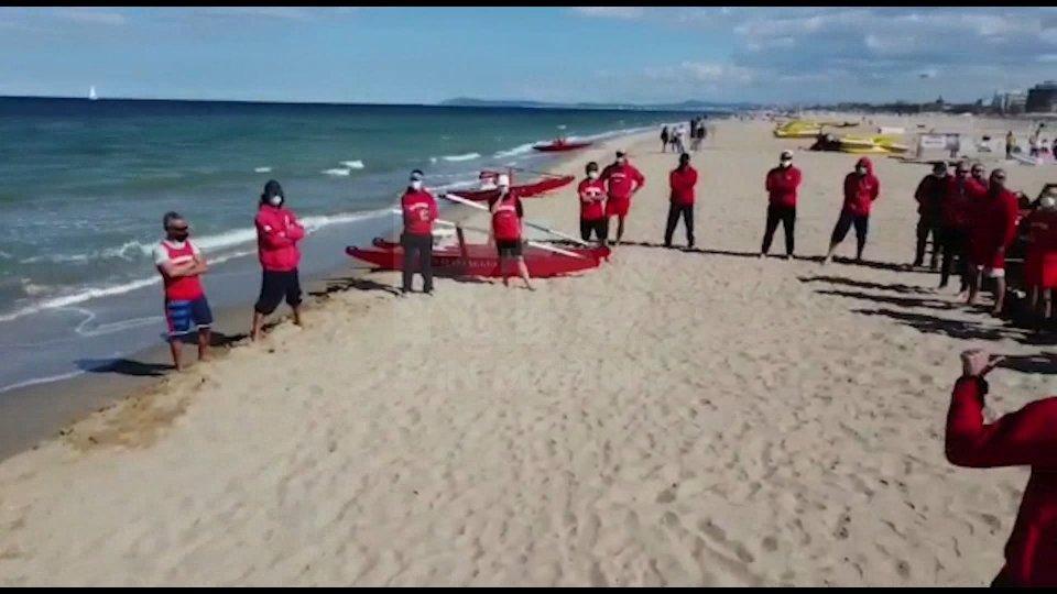 Parte la stagione balneare: il decalogo dei bagnini di salvataggio per vivere il mare in sicurezza