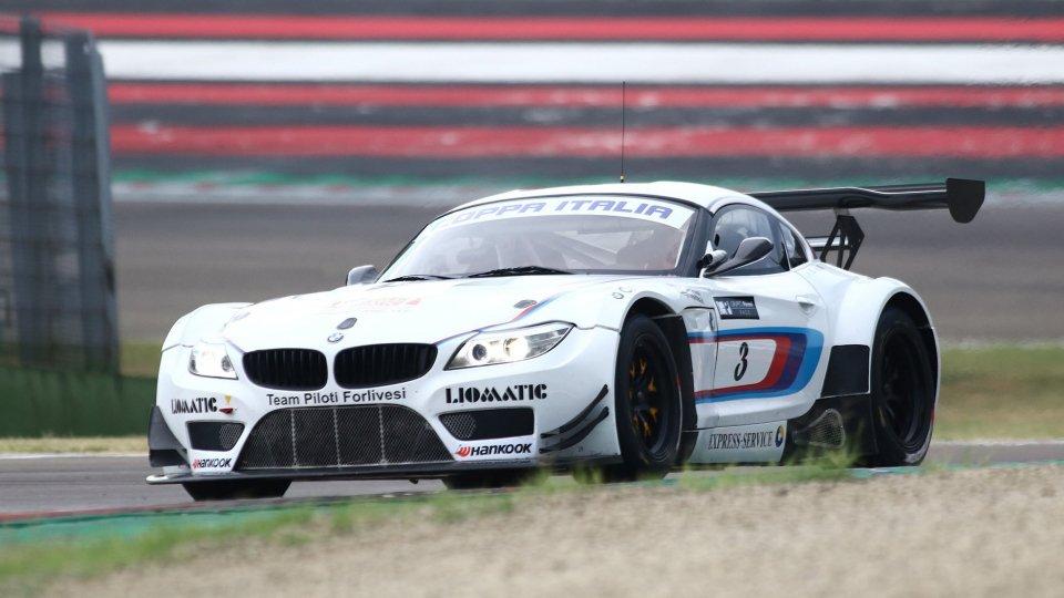 Coppa Italia GT: Stefano Valli in pista a Monza