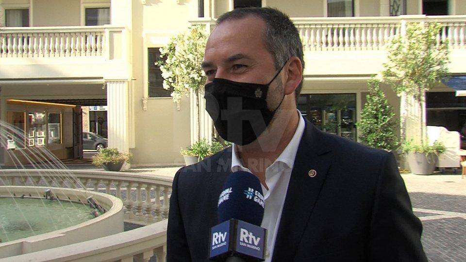 Teodoro Lonfernini - Segretario di Stato allo Sport