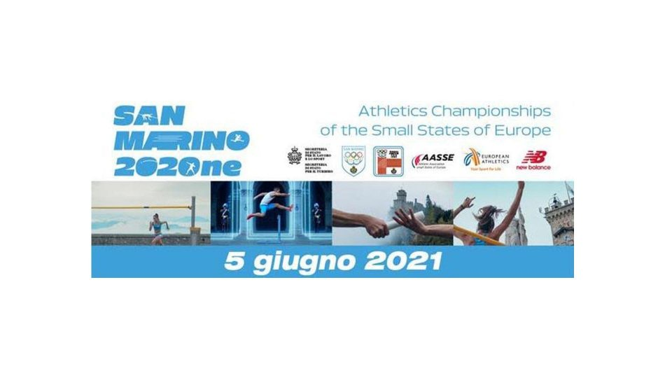 Tutto pronto per gli Europei di atletica 2020