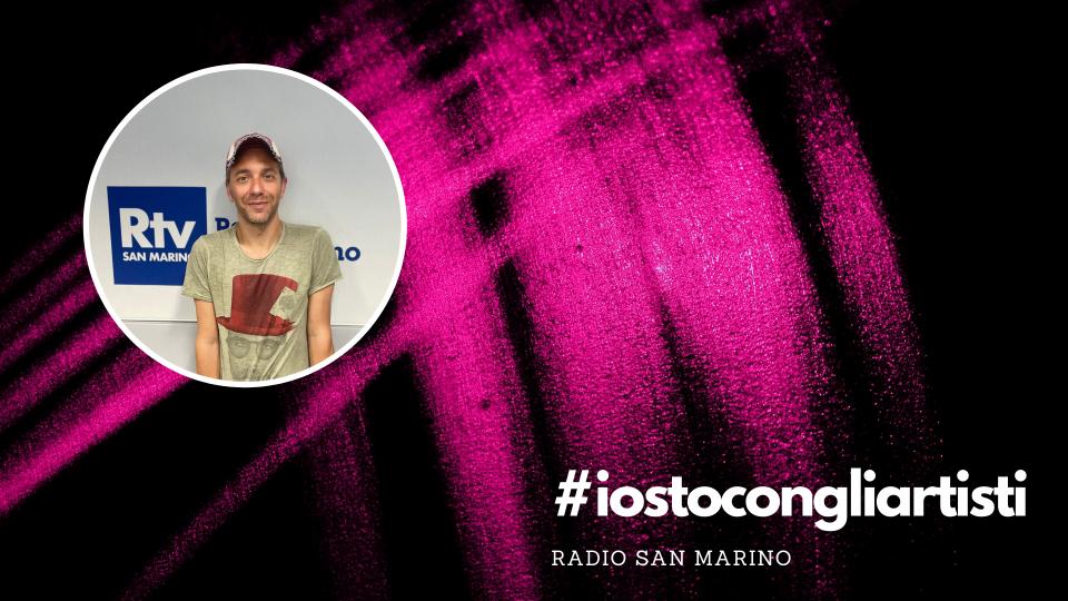 #IOSTOCONGLIARTISTI - live: Lorenzo Semprini