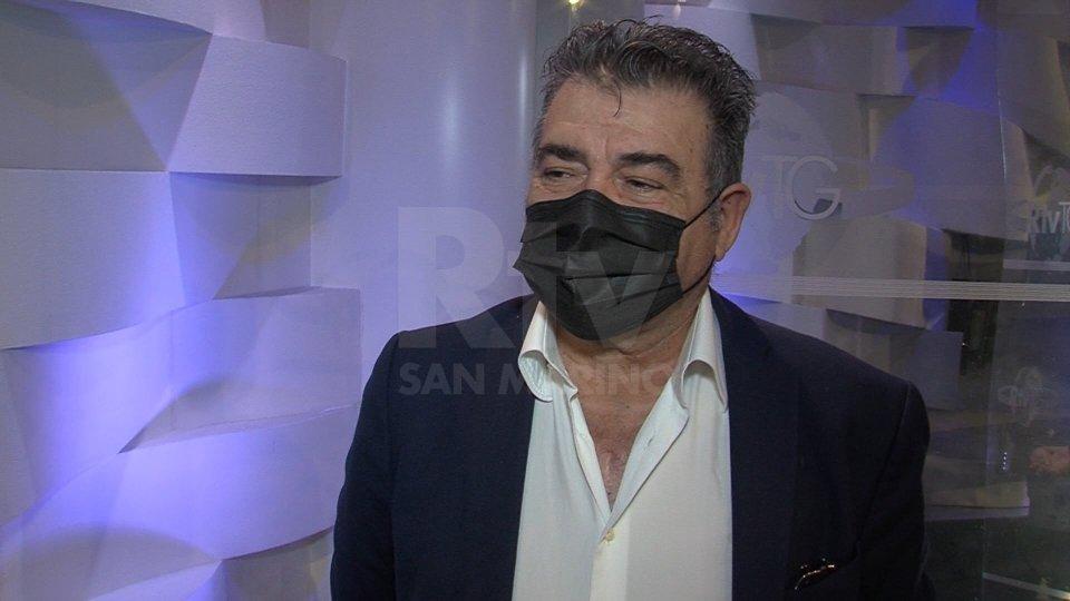Alfio Pelliccioni entusiasta della rinascita del San Marino Calcio