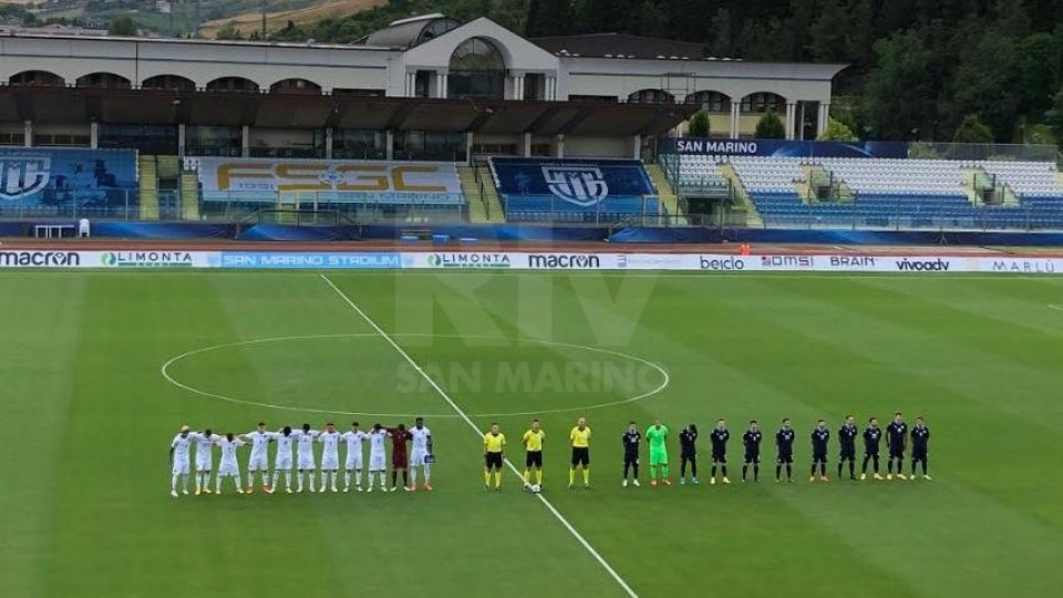 San Marino - Italia U20: 0-1