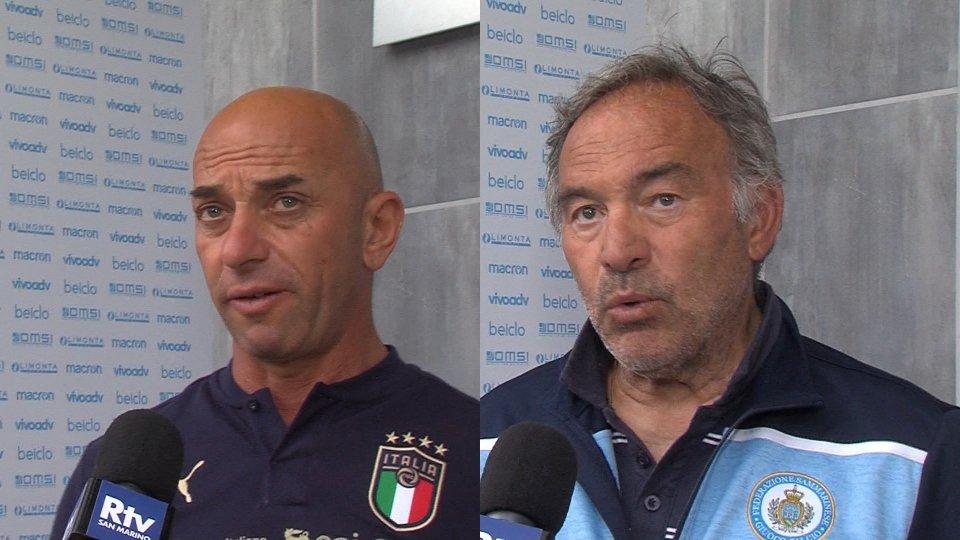 Intervista a Alberto Bollini e Franco Varrella