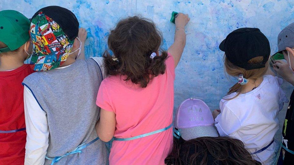 Gli studenti di San Marino espongono accanto agli artisti della biennale School of Waters