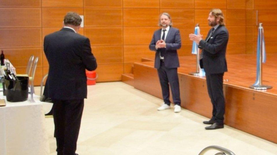 Pedini Amati inaugura il Wine Buyers Summit di San Marino