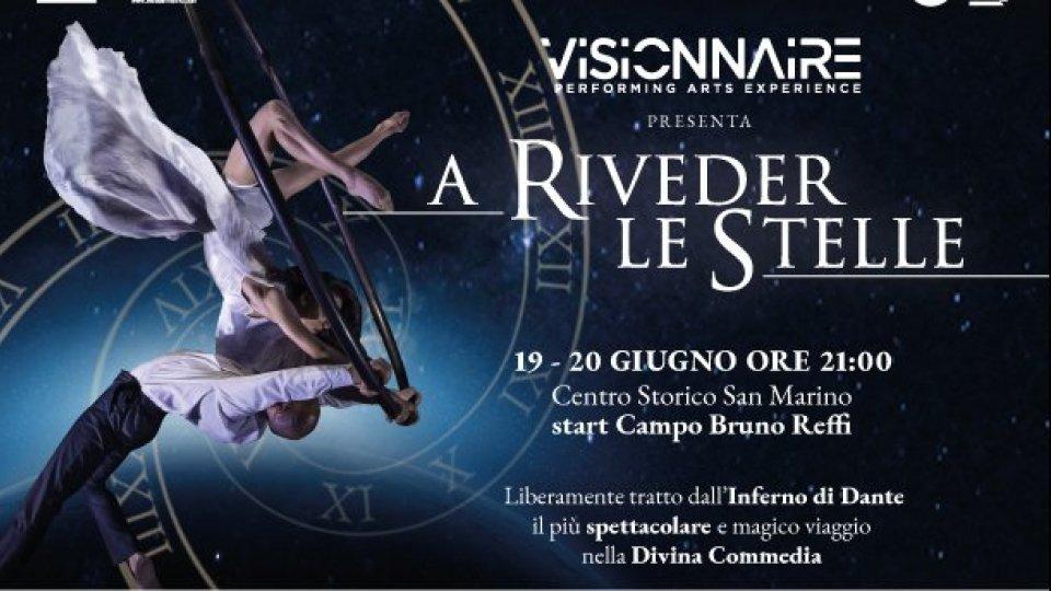 Il 19 e il 20 giugno la magia di Dante pervade San Marino grazie a NexTime Eventi