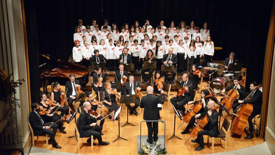 """""""Ciak.. si suona!"""", la Cava dei balestrieri si anima con le musiche da film eseguite dall'orchestra dell'IMS"""