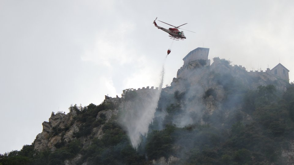 """Protezione civile San Marino: """"Campagna di prevenzione Incendi Boschivi 2021"""""""