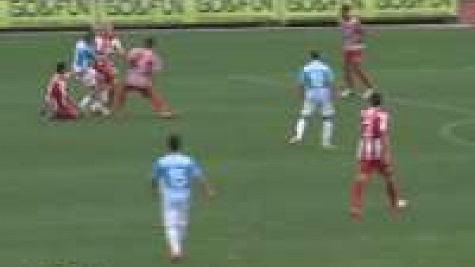 San Marino–Vicenza 2-2San Marino–Vicenza 2-2