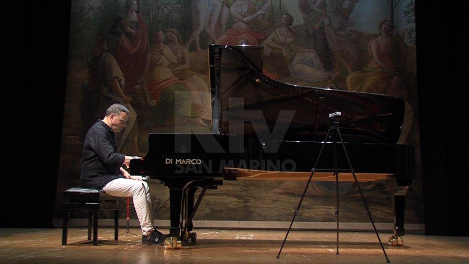 Rassegna Musicale d'Autunno Restart21: protagonista, al Teatro Titano, il Maestro Marcello Mazzoni