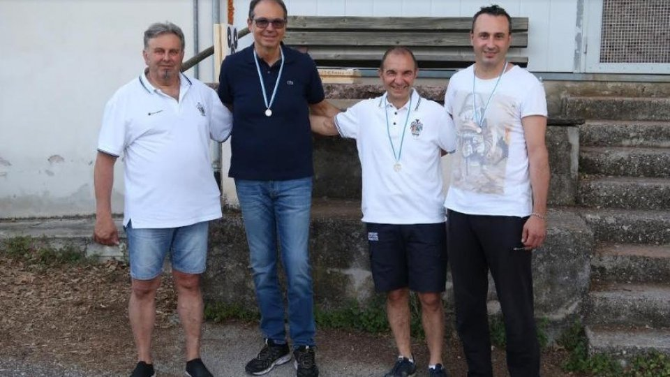 Balestrieri: 2° Gara del Campionato Sammarinese Individuale