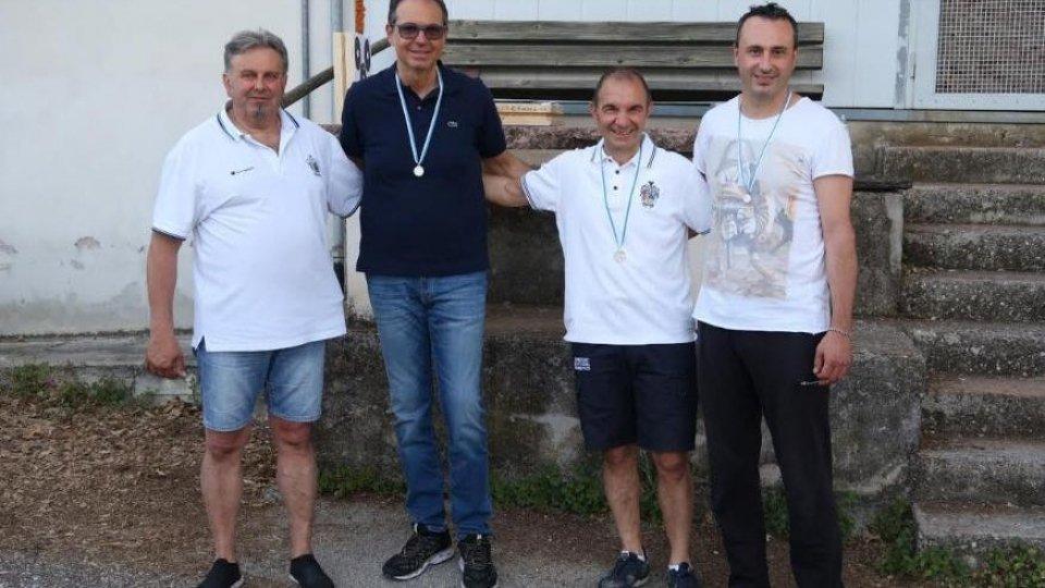 Balestre: a Luigi Pasquale Gasperoni la 2' gara del Campionato Sammarinese
