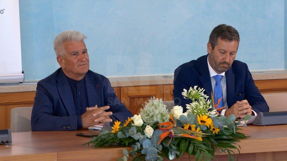 Nel video l'intervista a Giuseppe Guidi, Presidente Ente Cassa di Faetano.