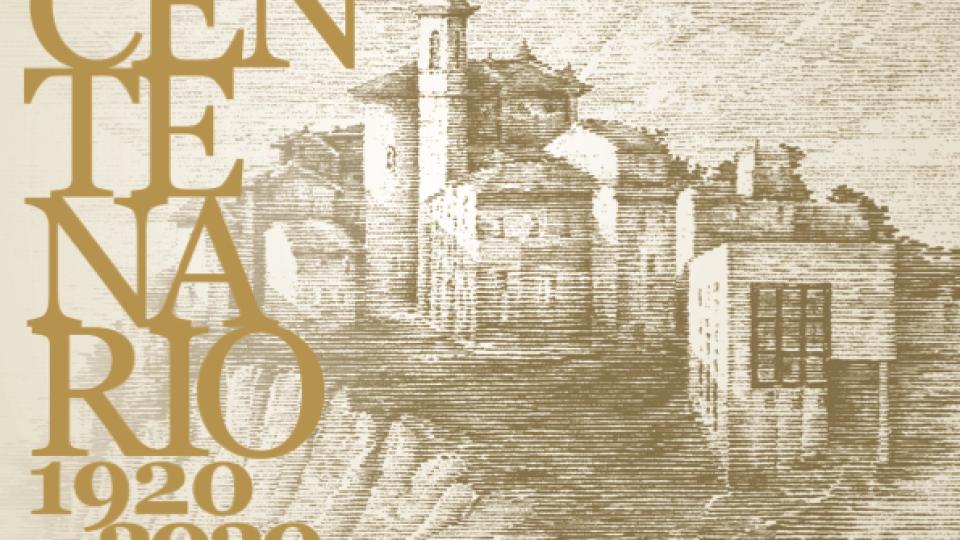 Ente Cassa di Faetano e Banca di San Marino presentano ufficialmente il programma degli eventi organizzati per festeggiare l'anniversario dei cento anni dalla nascita della Cassa Rurale di Faetano