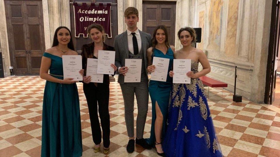 """La Croazia e l'Italia vincono a Vicenza il premio speciale """"Fondazione Renata Tebaldi"""""""