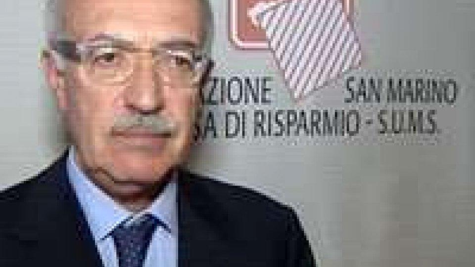 "Tito Masi: ""Cassa di Risparmio: evitati rischi di default"""