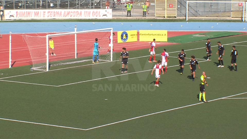 Serie D: brutto ko del Rimini contro il Ghivizzano