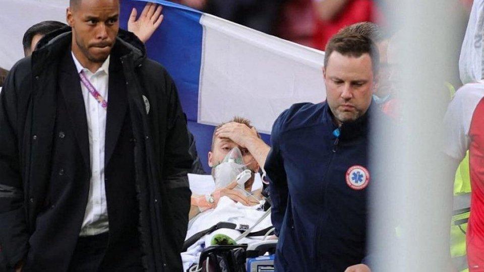 Eriksen operato, quasi certo l'addio al calcio