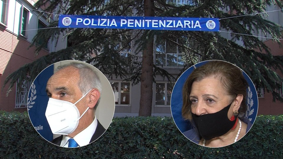 Antonella Paloscia e Francesco De Cicco