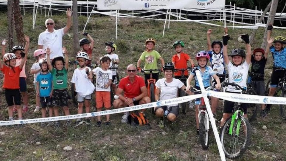 Giornate dello sport ciclismo giovanile