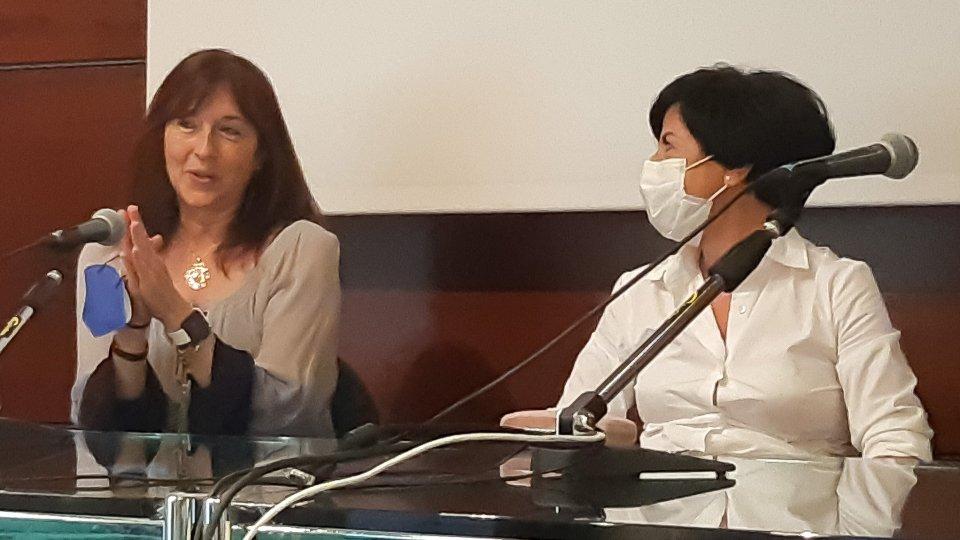 Maria Antonella Bonelli nuova presidente della Corale San Marino
