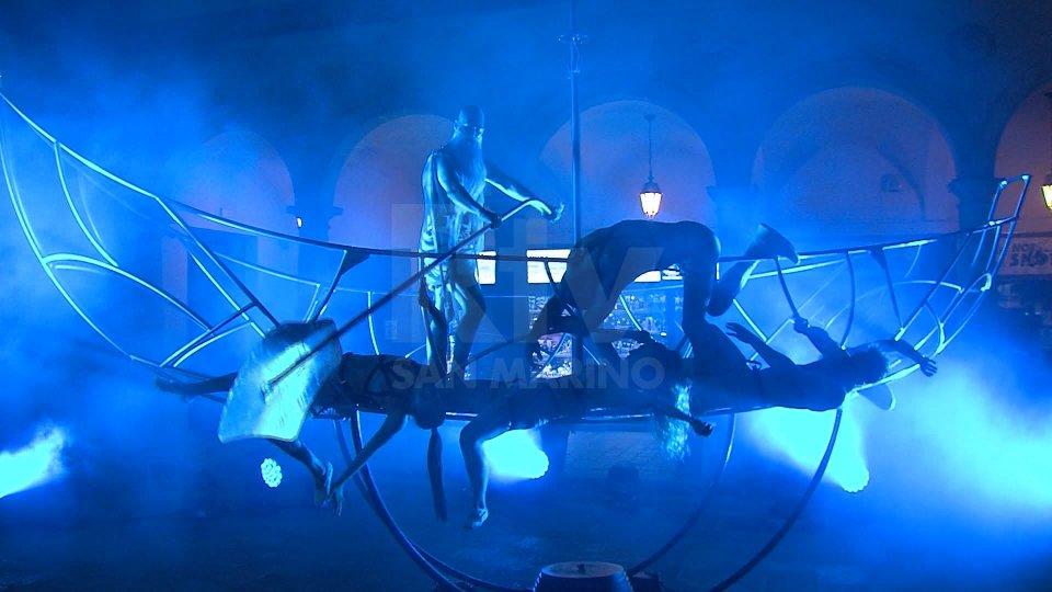 Nel video, il commento del direttore artistico di Visionnaire, Simone Ranieri, nel giorno successivo alla chiusura delle performance.