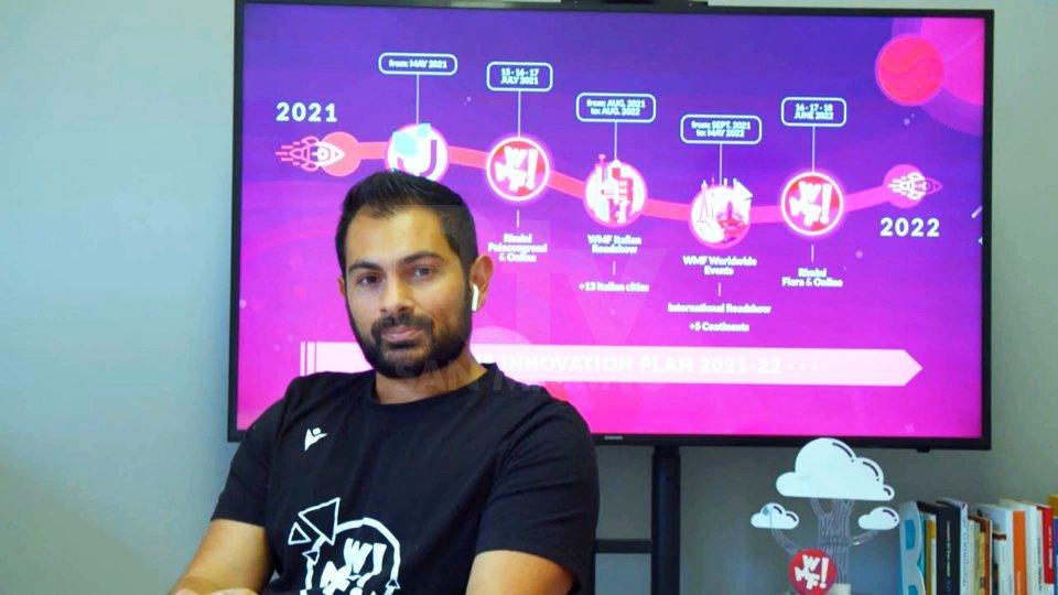 Nel video l'intervista a Cosmano Lombardo
