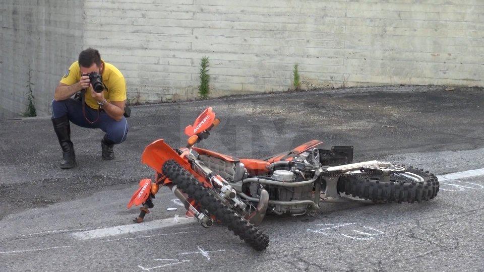 Rilievi dell'incidenteRilievi dell'incidente