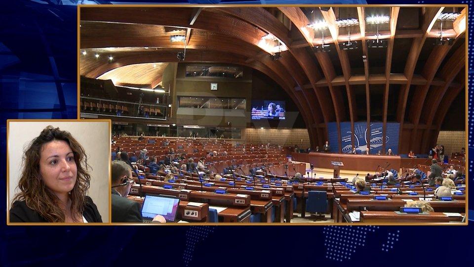Consiglio d'Europa: politiche migratorie al centro dell'ultimo giorno di lavori dell'Assemblea Parlamentare
