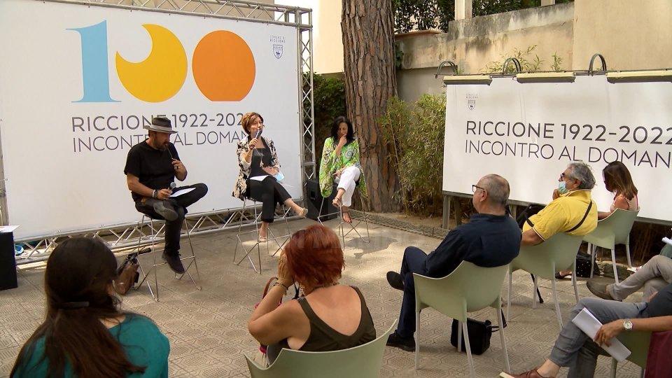 100 anni di Riccione: presentata l'identità visiva per le celebrazioni