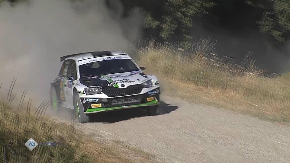 Rally di San Marino: Andreucci e Andolfi migliori nello shakedown