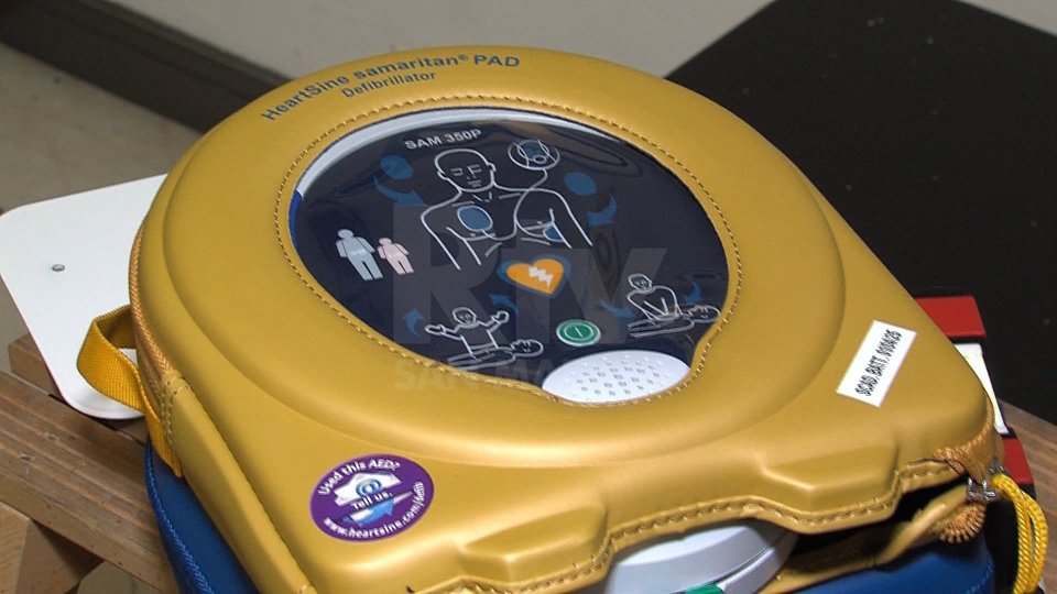 San Marino entra nella rete dei defibrillatori dell'Emilia Romagna, siglato accordo con l'Ausl Bologna