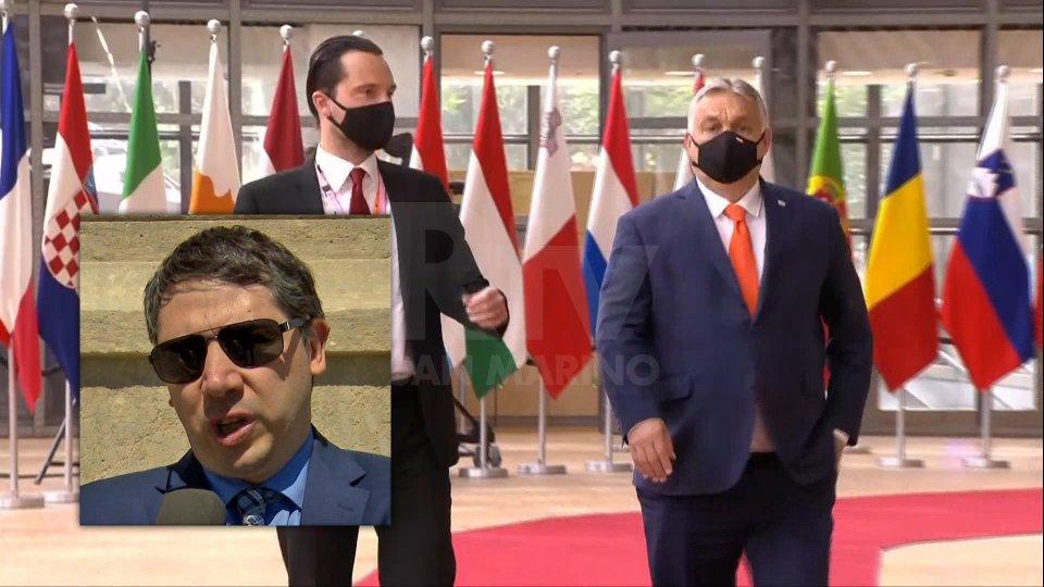 """Consiglio europeo: scontro Orban-Ue su Lgbt+. Giovagnoli: """"San Marino contro ogni forma di discriminazione"""""""