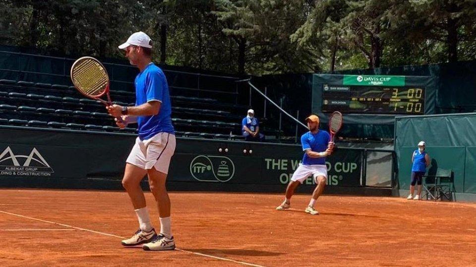 Coppa Davis, San Marino batte Andorra ed è 3° nel Gruppo IV