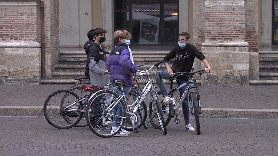 Giovani a Rimini