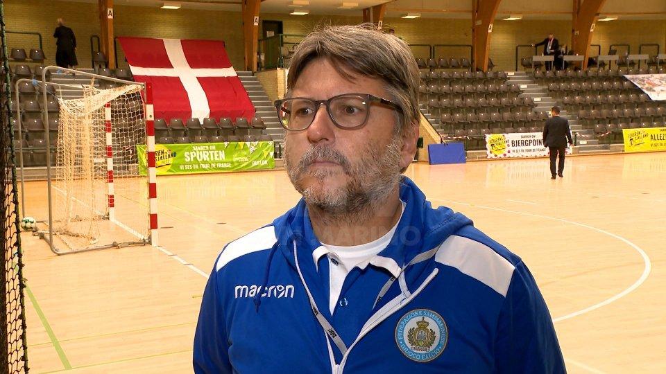 Roberto Osimani è il nuovo allenatore del Futsal Cesena